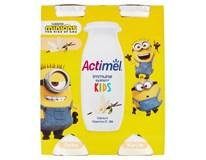Actimel Kids probiotický nápoj Vanilka chlaz. 4x100g