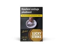 Lucky Strike Gold Sun king size 20ks tvrdé bal. 10krab. kolek Z KC 109Kč VO cena