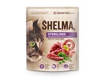 Shelma Krmivo pro kočky Adult hovězí 1x750g
