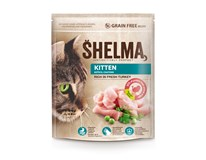 Shelma Krmivo pro kočky Juni krůtí 1x750g