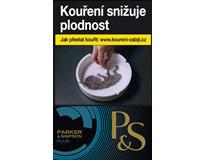 P&S Plus Black DUO king size 20ks tvrdé bal. 10krab. kolek Z KC 101Kč VO cena