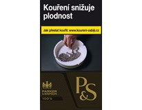 P&S Black 100 dlouhé 20ks tvrdé bal. 10krab. kolek Z KC 100Kč VO cena