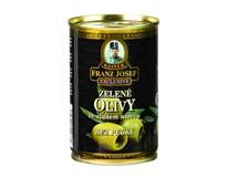 Franz Josef Kaiser Olivy zelené bez pecky 1x314ml