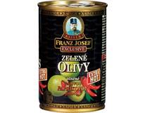 Franz Josef Kaiser Olivy s paprikami pálivé 1x314ml