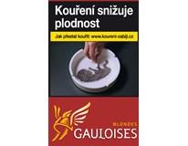 Gauloises Blondes Red king size 20ks tvrdé bal. 10krab. kolek Z KC 111Kč VO cena
