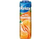 Relax 100% mandarinka 12x1L