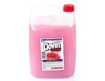 Clovin Mýdlo antibakteriální květiny 1x5L