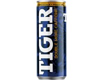 TIGER ENERGY 0,25L DOUBLE CAF 12x