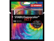 Pastelky Stabilo Aquacolor 24ks