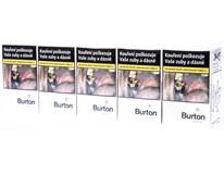 Burton White king size 20ks tvrdé bal. 10krab. kolek Z KC 98Kč VO cena