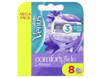 Gillette Venus Comfort Glide Hlavice holicí náhradní 1x8ks
