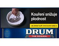Drum Original Tabák kolek V/Z 5x40g