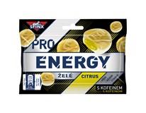 Sfinx Pro Energy Citrus energetické želé bonbóny s kofeinem 1x60g