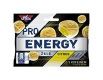 Sfinx Pro Energy Citrus energetické želé bonbóny s kofeinem 24x60g