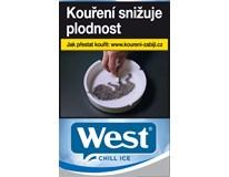 West Chill Ice king size 20ks tvrdé bal. 10krab. kolek Z KC 102Kč VO cena