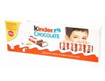Kinder Chocolate Family Pack  (24 tyčinek) 1x300g