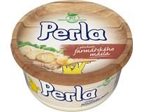 Perla S příchutí farmářské máslo margarín chlaz. 12x500g