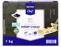 Metro Chef Gyoza s krevetami a zeleninou mraž. 1x1kg