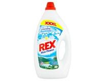 Rex Max Power Amazonia Freshness Gel (80 praní) 1x4L