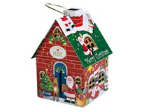 Vánoční domeček - mléčná čokoláda 1x113g kov