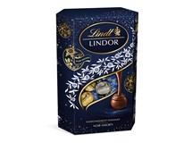 Lindt Lindor Dark Blue Mix Směs hořké čokolády s náplní 1x337g