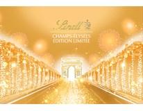 Lindt Champs-Élysées Edition Or Gold 1x468g