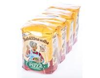 Babiččina volba Mouka na pizzu 4x1kg