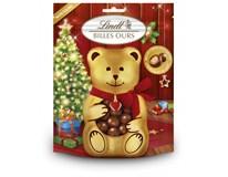 Lindt Bear Crispy Bites čokoládové kuličky mléčné 1x120g