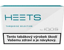 HEETS Turquoise Selection Mint Slim Z for IQOS 10ks