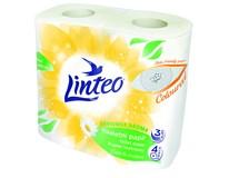 Linteo Toaletní papír 3-vrstvý heřmánek 1x4ks