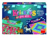 Dětská hra - Kris Kros, Dino 1ks