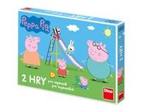 Dětská hra - Pojď si hrát s Peppou Pig, Dino 1ks