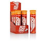 Isodrinx Tablety orange/pomeranč 1x136g