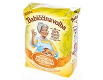 Babiččina volba Mouka pšeničná celozrnná 1x1kg
