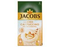 Jacobs Iced Cappuccino salted caramel/slaný karamel 1x142,4g