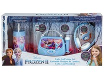Disney Frozen 2 set (Karaoke box, sluchátka, svítilna) 1ks