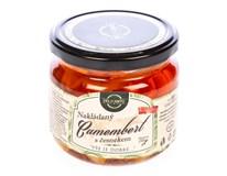 Camembert nakládaný chlaz. 1x250g sklo
