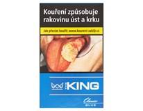 King Blue king size 20ks tvrdé bal. 10krab. kolek Z KC 97Kč VO cena