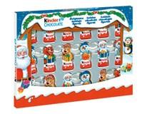 Kinder Chocolate Happy Kolekce vánočních figurek (18ks) 1x153g