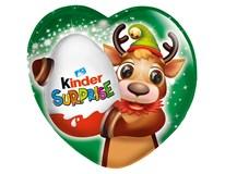 Kinder Surprise Čokoládové srdce s obrázkem různé druhy 1x53g
