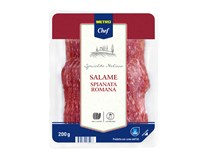 Metro Chef Salame Spianata Romana plátky chlaz. 1x200g