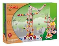 Superjeřáb dřevěný set Baufix 10420 158ks 1ks
