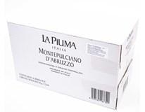 La Piuma Montepulciano D'Abruzzo 4x3L
