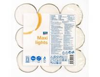 Svíčky čajové ARO Maxi 8hod. 36ks