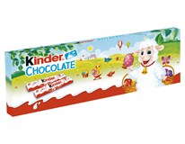 Kinder Chocolate Tyčinky z mléčné čokolády (12 ks) 1x150g