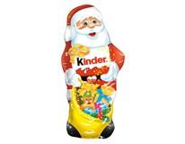 Kinder Mikuláš Sladká figurka pokrytá mléčnou čokoládou 1x110g