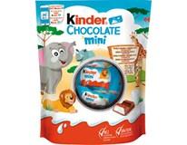 Kinder Chocolate Mini (19 ks) 1x120g