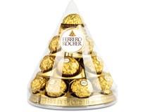 Ferrero Rocher Oplatky s polevou z mléčné čokolády - kužel 1x212,5g