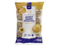 Metro Chef Jacket Baked Potatoes brambory pečené mraž. 1x2kg