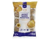 Metro Chef Jacket Baked Potatoes brambory pečené mraž. 5x2kg